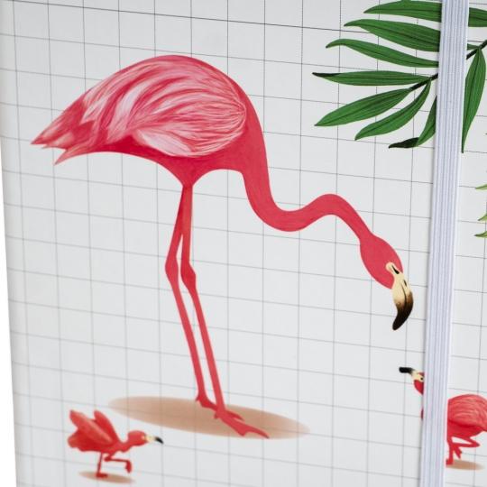 """Блокнот """"Фламинго"""" (269JH)"""