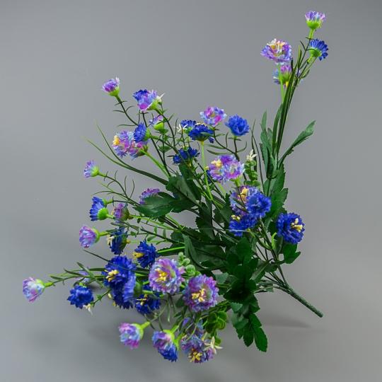 Искусственный букет (46 см) (028FL/violet)