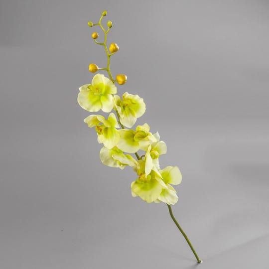 Орхидея (90 см, силикон) (034F/green)