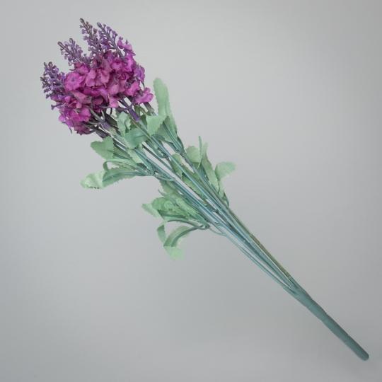 Искусственный букет (31 см) (037FL/violet)