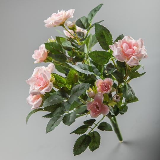 Роза (30 см) (084F/pink)