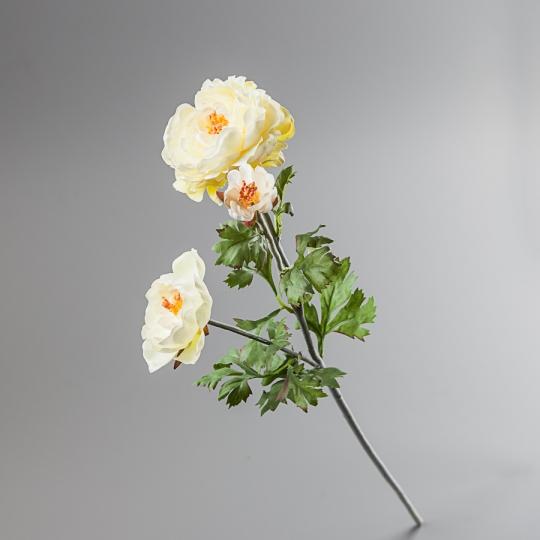 Ранункулюс (73 см) (091F/white)