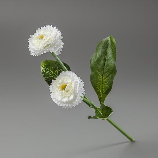 Маргаритки (25 см) (093F/white)