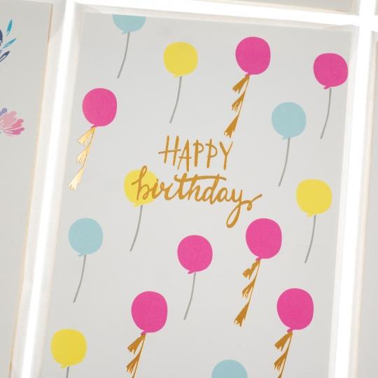 """Серия открыток """"Birthday fun"""" (8128-008)"""