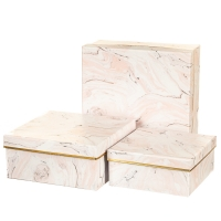 "Набор коробок ""Классика"" (pink)"