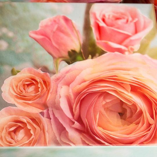 """Набор коробок """"Цветущая роза"""" (0661JA)"""