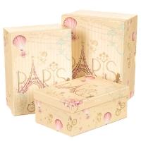 """Набор коробок """"Париж"""""""