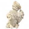 Ангел светящийся с венком 12*9*16.5 (6000-003AN)