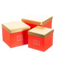 "Набор коробок ""Классика"" (red)"