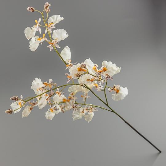 Орхидея (силикон, 70 см) (115F/white)
