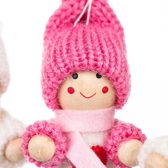 """Набор игрушек """"Девочки-подружки-1"""" (0238JA-A)"""