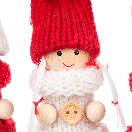 """Набор игрушек (4 шт) """"Девочки-подружки"""" (0239JA-B)"""
