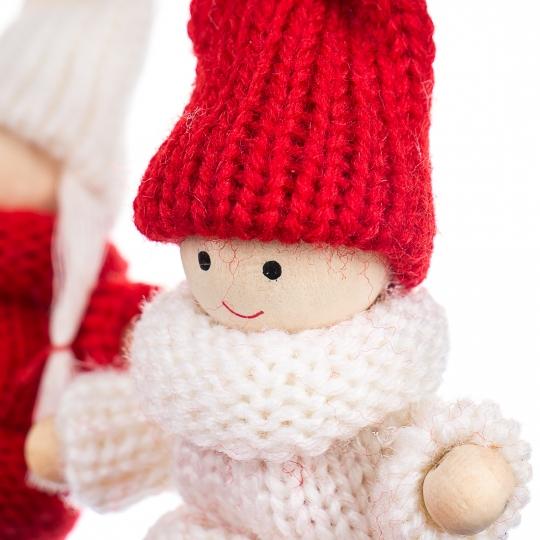 """Набор игрушек (2 шт) """"Девчата"""" (красные костюмы) (0241JA-A)"""
