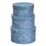 """Набор коробок """"Штрихи художника"""" (blue) (8020-002)"""