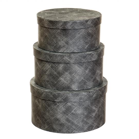 """Набор коробок """"Штрихи художника"""" (black) (8020-003)"""