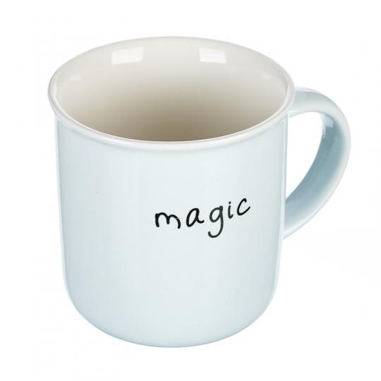 """Кружка, серия """"Магия"""" (500мл) *рандомный выбор дизайна (0500JH)"""