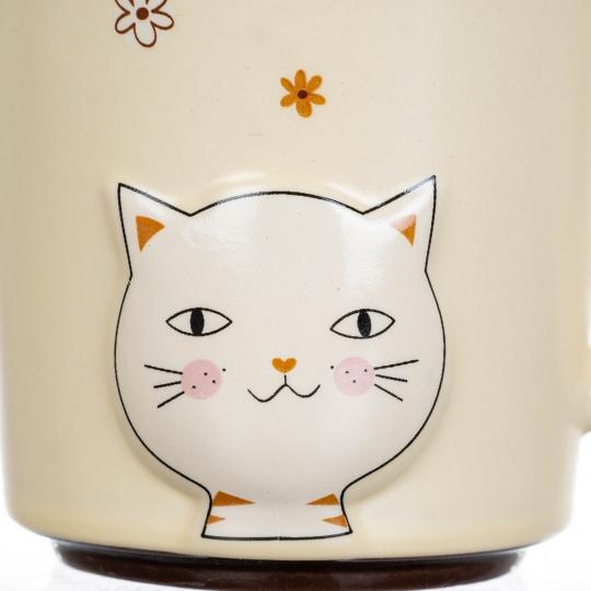 """Кружка """"Кот"""" 250 мл. *рандомный выбор дизайна (8205-003)"""