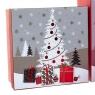 "Набор из 3 коробок ""Новогодняя елка""   20*20*9,5 (8211-045)"