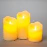 Набор свечей  на батарейке (8518-002)