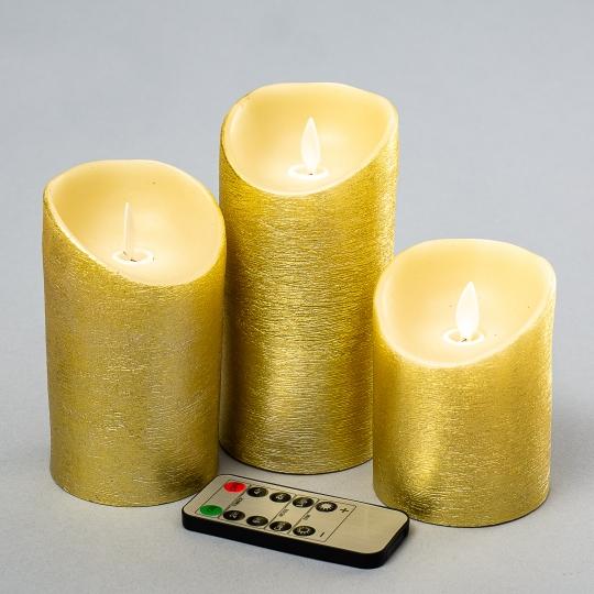 Набор свечей  на батарейке (8518-003)