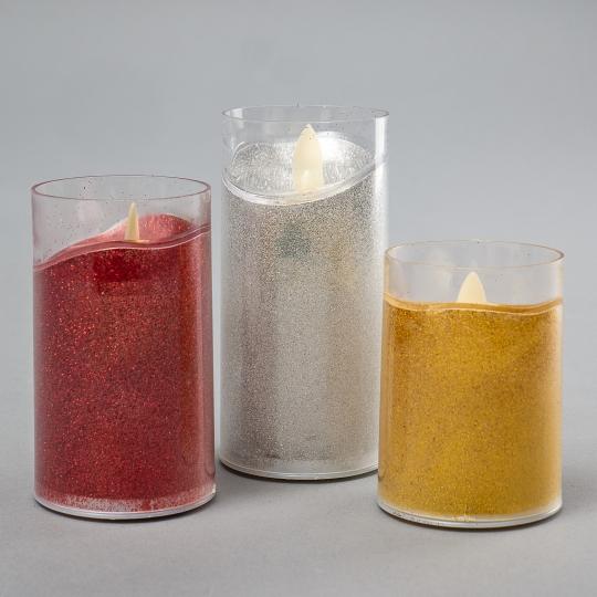Набор свечей  на батарейке (8518-005)