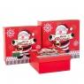 """Набор из коробок """"Дед Мороз"""" 20*20*9,5 (8211-015)"""