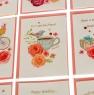 """Серия открыток """"Винтажное настроение"""" 9 видов (0387JH)"""