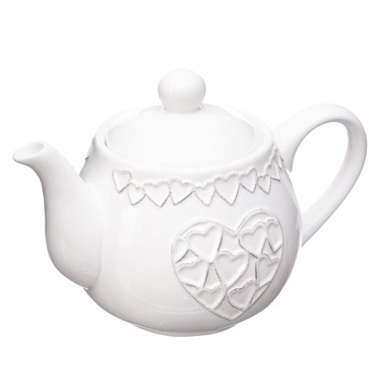 "Чайник ""Сердца"" (004AS)"