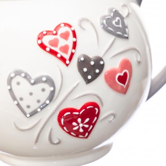 """Чайник """"Love"""" (010AV)"""