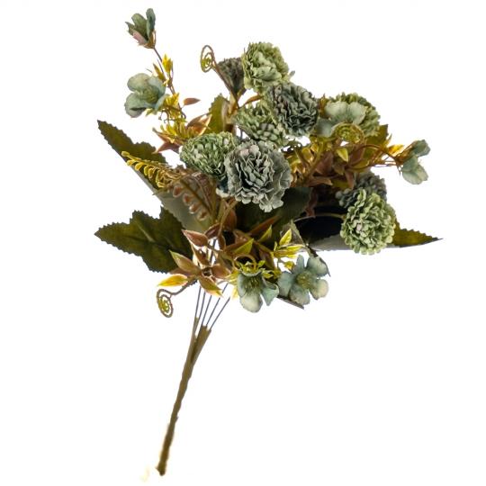 """Букет цветов """"Хризантема синяя"""" (8100-049)"""
