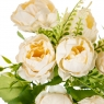 """Букет цветов """"Роза пионовидная"""" ванильная (8100-070)"""