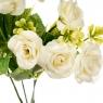 """Цветочный букет """"Белое облако"""" (8023-004/white)"""