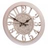 Часы 28 см (068A/cream)