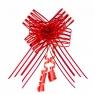 Упаковка бантов 10 шт. красные (8206-001/red)