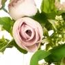 """Цветочный букет """"Помпонелла розовая"""" (2002-004/DARKPINK)"""