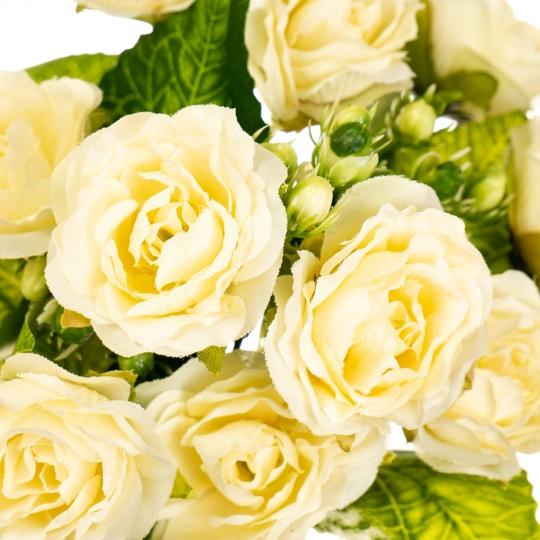 Букет роз () (8023-013/white)