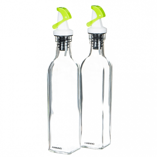 Набор бутылок с дозатором, 2шт (300мл) (0111J)