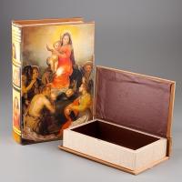 """Книга-шкатулка """"Мария с Иисусом"""" (18*7*27 см)"""
