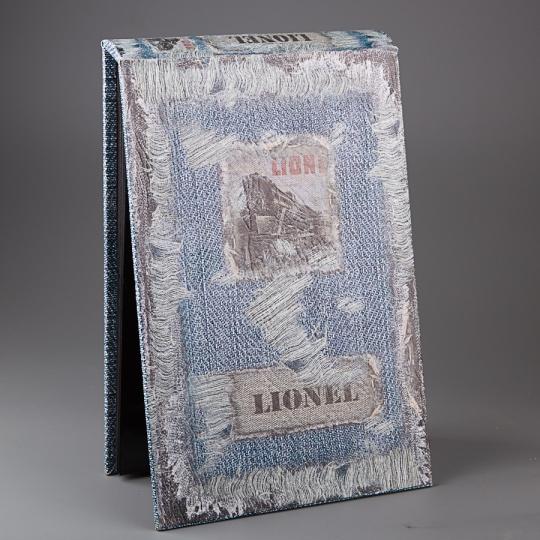 """Фотоальбом """"Lionel"""" (35*24 см) (398XZ)"""