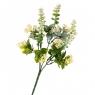 Цветок Аконит белый (2001-009WT)