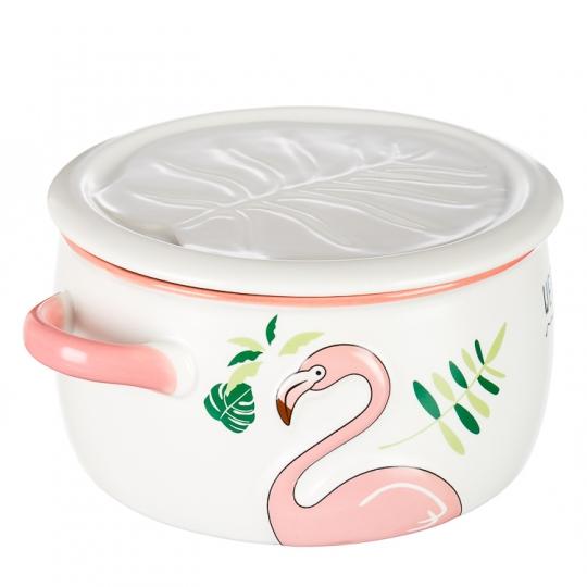 "Супница ""Фламинго"" (700мл) (192JH)"