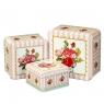 """Набор коробок """"Благоухающая роза"""" *рандомный выбор дизайна (0265J)"""