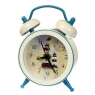"""Часы-будильник """"Морская романтика"""" (рандомный выбор дизайна) (004AK)"""