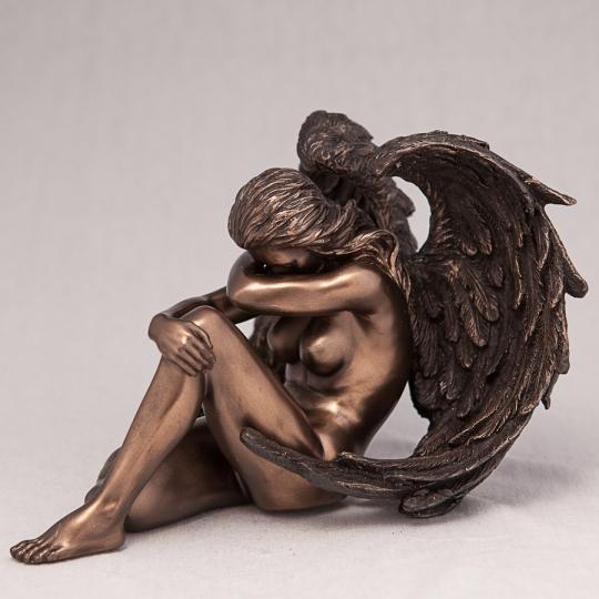 """Статуэтка """"Грустящий ангел"""" (11 см), без упаковки (00BR-76012 A1)"""