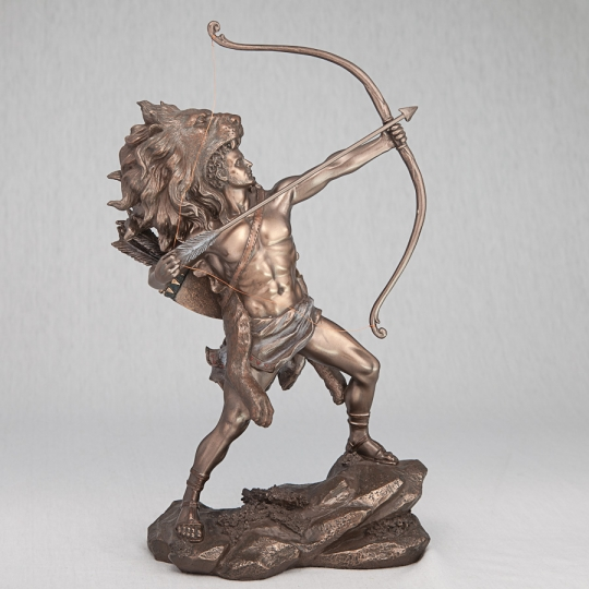 "Статуэтка ""Геракл на охоте"" (29 см), без упаковки (00BR-73237 A4)"