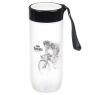 Бутылка для спорта, 550мл *(рандомный ввбор дизайна) (0032JA)