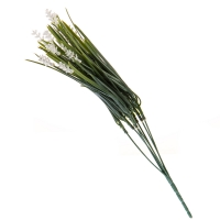 Искуственный цветок (WHITE)