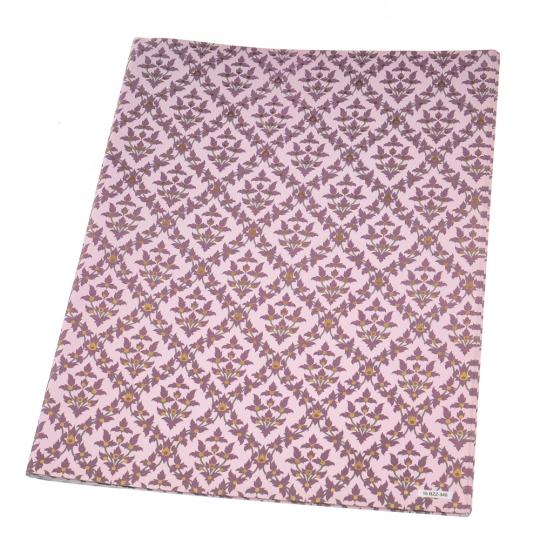 """Упаковочная бумага """"Цветочные узоры"""" (8122-001)"""