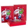 """Набор из3 коробок """"Санта""""  28*28*11 (8211-032)"""