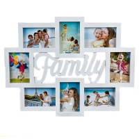 193I/white  Фотоколлаж (57.5*44.5*2.2 см)